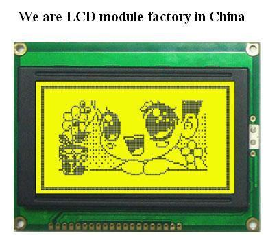 graphic LCD modules 128x64