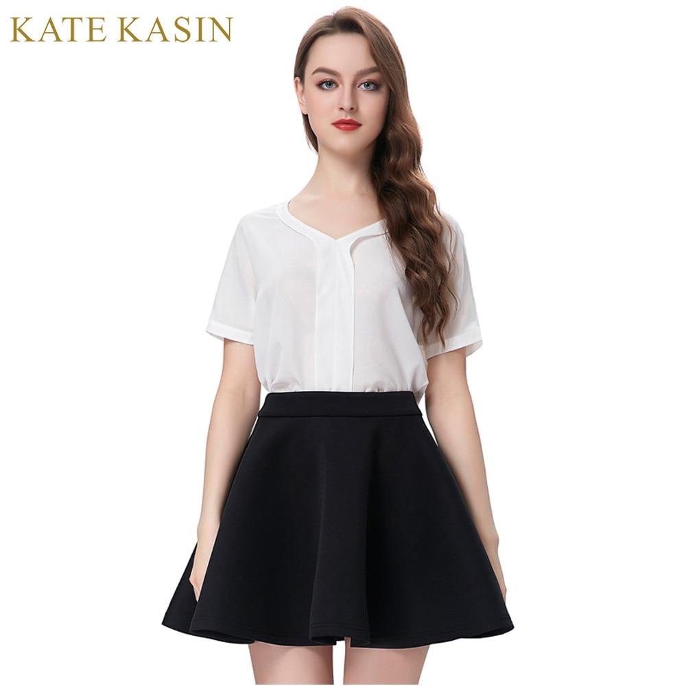 White Skirt Women 10