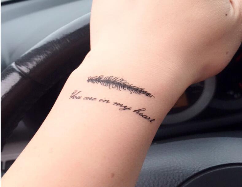 1 шт. Временные татуировки хорошее качество