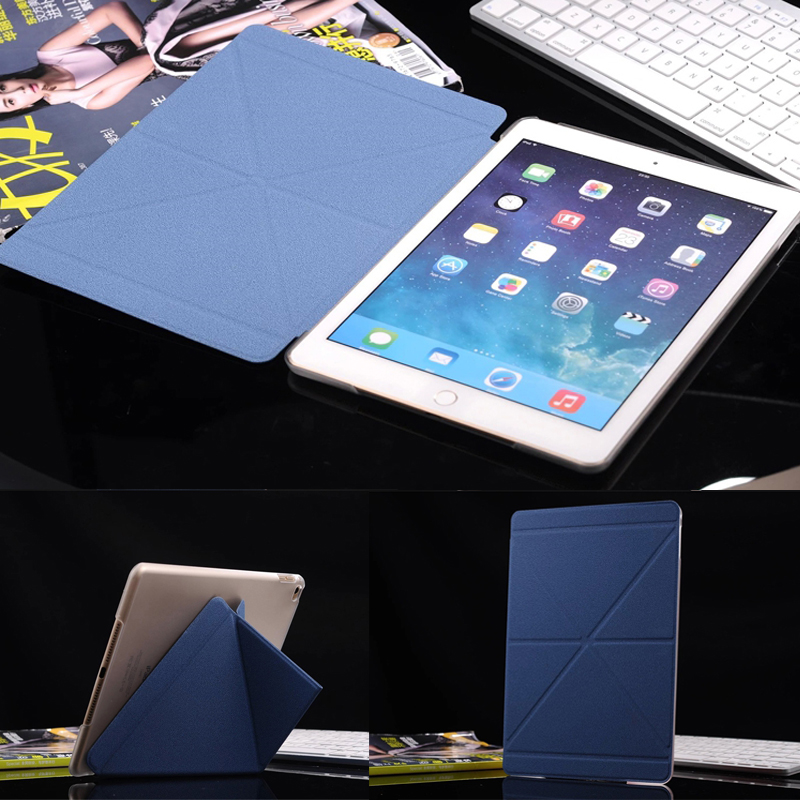 Fashion Leather Case for Apple iPad Pro 9.7 High Quality cases Flip Cover for iPad Pro mini 9.7inch Tablet PC Cover Shell