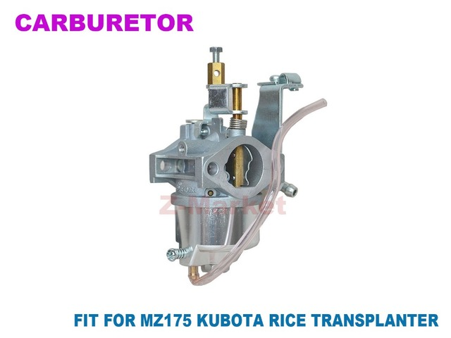 US $27 0 |Carburetor for YAMAHA MZ175 4 Stroke Engine Kubota Rice  Transplanter Garden Tools Spare Parts-in Tool Parts from Tools on  Aliexpress com |