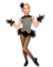 The new childrens costumes jazz dance performance clothing skirt theater