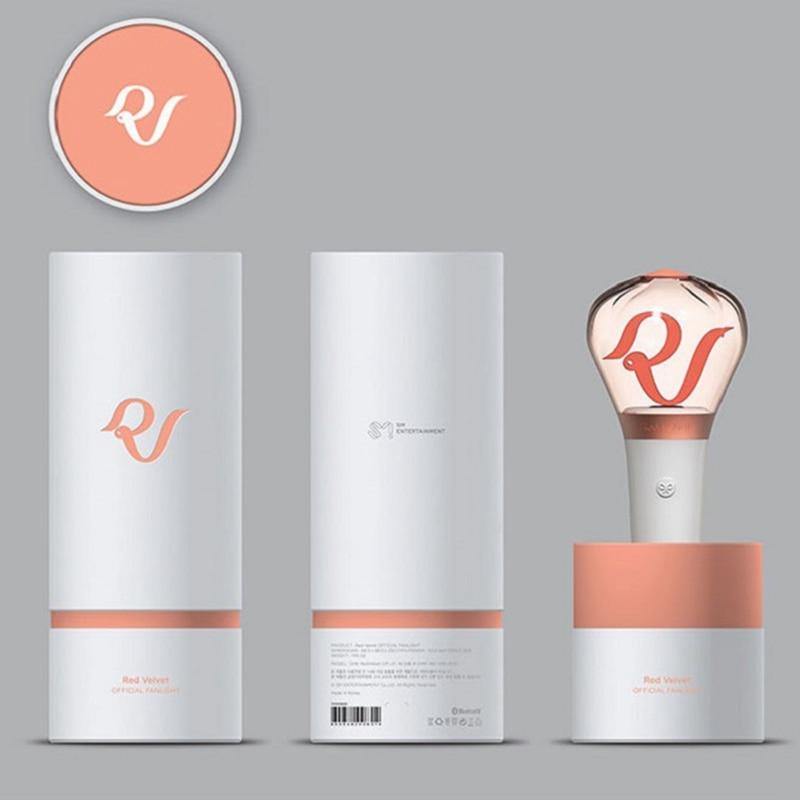 HOT SALE] YOUPOP KPOP 1R Red Velvet Light Stick FANLIGHT