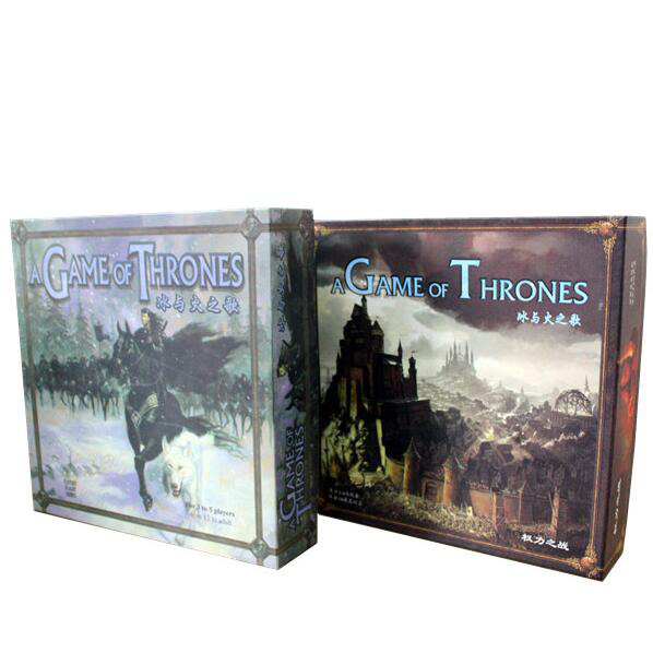 a game of tthrones Board Game Family/Party/Friends Parents with Children Funny Game