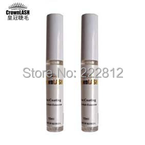 CrownLash Prodlužování řas Lepidlo Coating Clear Sealant 2ks Crown Lash Po péči