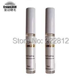 CrownLash Eyelash Extension Glue Coating Clear  Sealant  2pieces Crown Lash After care