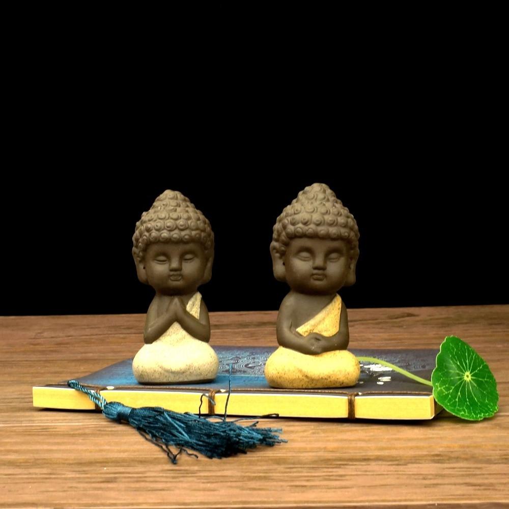 Small Tea Buddhas 5