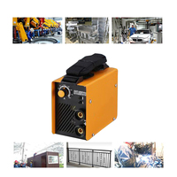 ZX7 200 220V Mini Electric Welding Machine Portable Solder IGBT Inverter Air Cooling Soldering Tool Welding Working