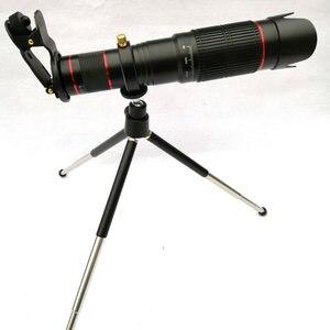 Image 3 - SNAPUM téléphone portable HD 4K 36x télescope caméra Zoom optique téléphone portable téléobjectif pour iphone samsung oppo vivo xiaomi