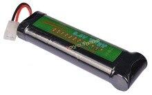 1×8,4 в NiMH 3800 мАч супер Пау аккумуляторная батарея для rc Танк Airsoft