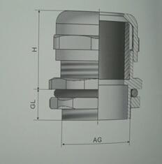 1 шт. 2 шт. 3 шт. 5 шт. 10 шт. PG7 3,0-6,5 мм водонепроницаемый Соединительный кабельный ввод