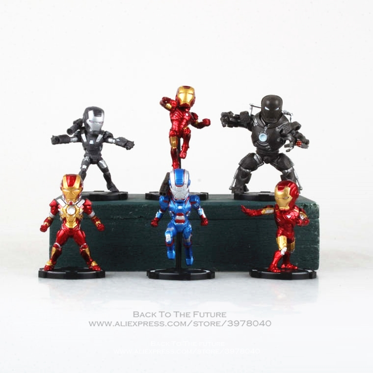 Toys & Hobbies Disney Marvel Avengers Spider Man 6cm Action Figure Posture Anime Decoration Collection Figurine Toys Model For Children Gift Latest Technology