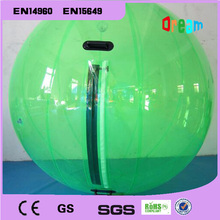 2m diameter inflatable water ball/water walking ball/inflataler human sized hamster ball for sale