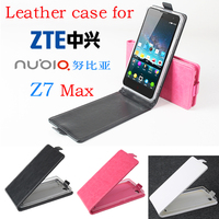 Phone case for ZTE Z7max Flip Business Style Case Cover Skin Shell.