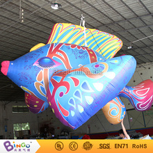 inflatable model toy High 3m Finding Nemo inflatable volador inflatable  flying fish with full digital print for adversting