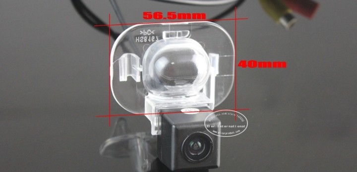Car Camera For Hyundai Fluidic  Solaris  2011~2014 High Quality Rear View Back Up Camera For Fans Use  RCA size