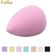 OutTop ColorWomen Women's Fashion 1PC Water Droplets Soft Beauty Makeup Sponge je29 Drop Shipping F30 HW