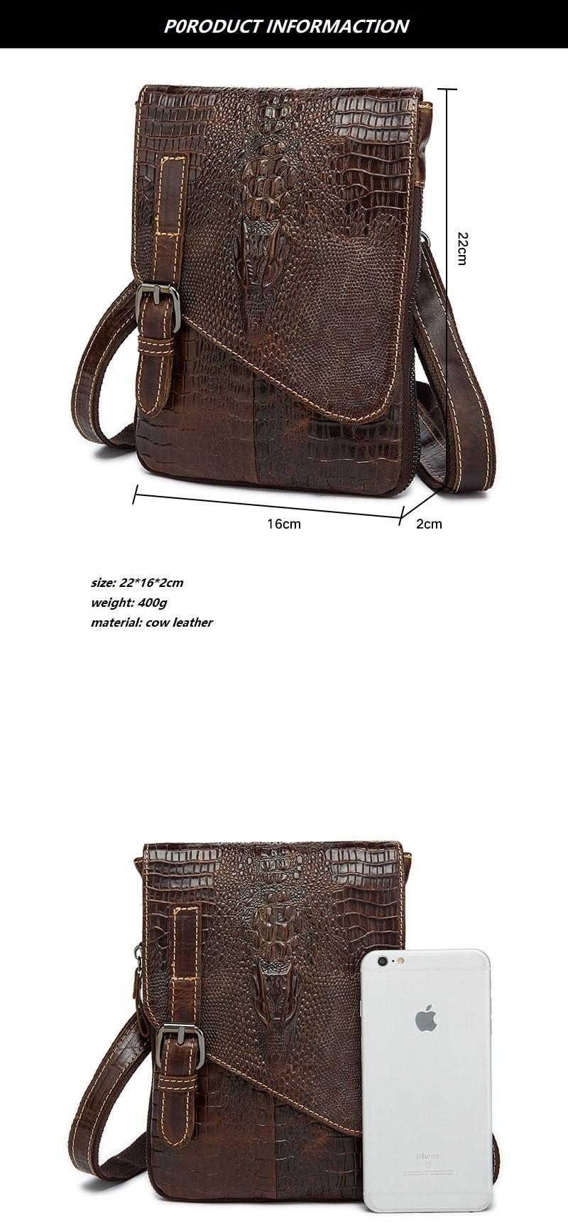HTB1QwK lYYI8KJjy0Faq6zAiVXai Men Crocodile Classic Briefcase Genuine Leather Business Office Ipad Bag Lawyer Handbag Portfolio Satchel Alligator Shoulder bag