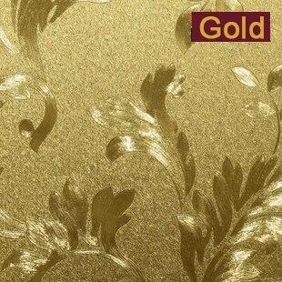 2012 new arrival hot saling Gold wallpaper wall paper Big order
