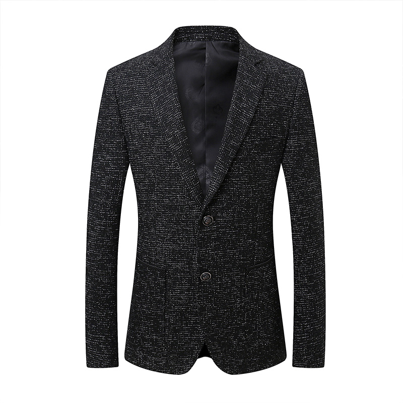 2019 New Style High Quality Men s Fashion Casual Outwear Blazer Suit Jacket Men Coats Classic
