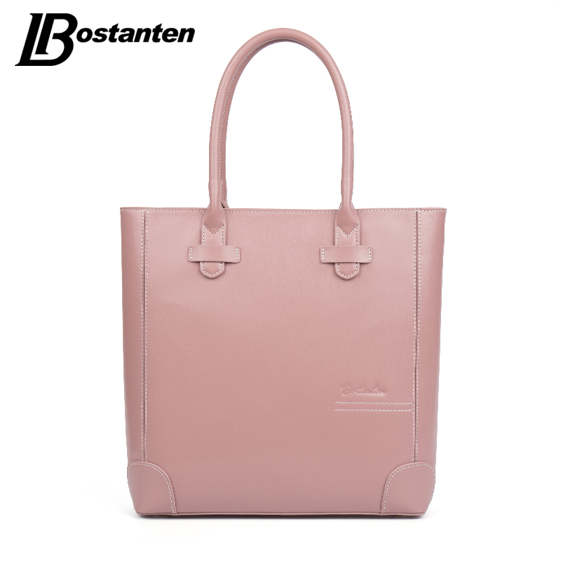 BOSTANTEN New Candy Color Ladies handbags Designer Large Female Shoulder Bags Summer Leather Bags For Women Tote Hand Bag Blosas