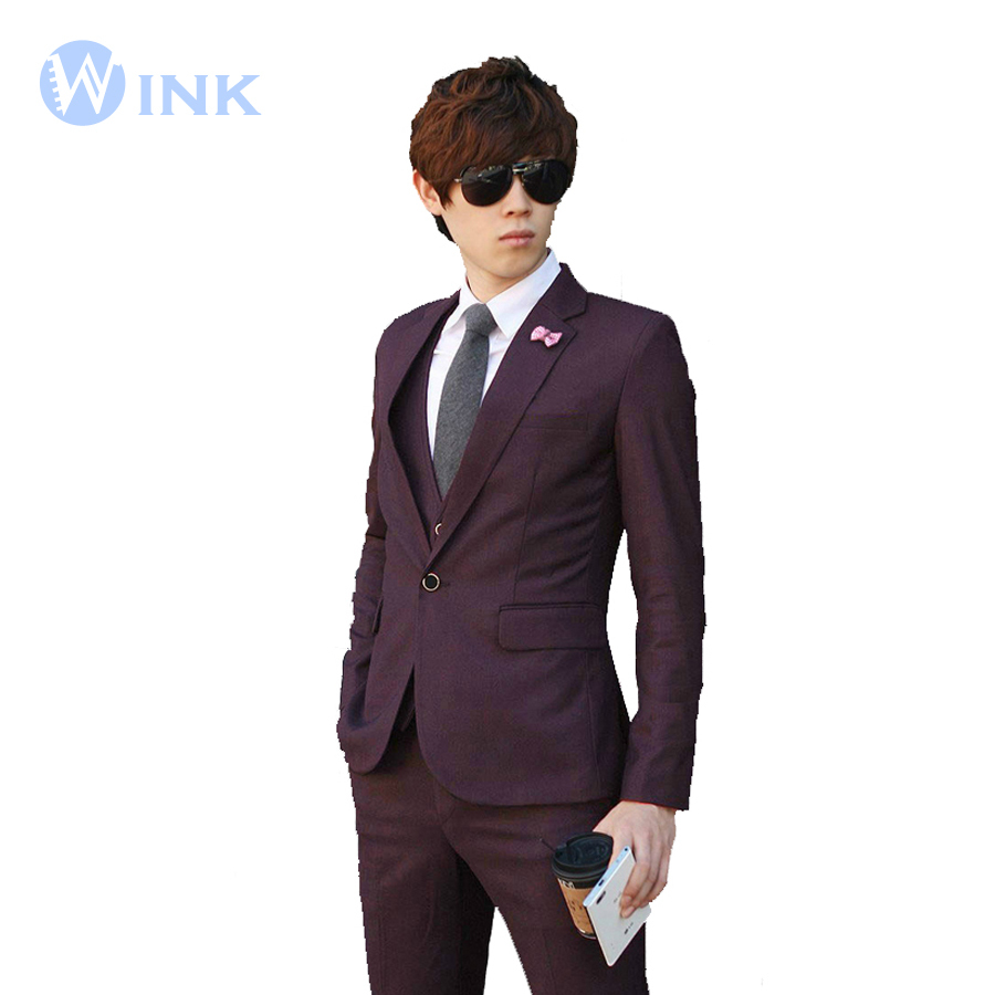 Online Get Cheap Mens Purple Suit Jacket -Aliexpress.com | Alibaba ...