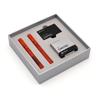 Luxury Kaco EF Nib Fountain Pen Fine Point Rollerball Pen Gift Set With Ink Business Office