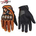 Pro guantes de moto de carreras guantes moto motocicleta luvas luva motoqueiro de moto ciclismo motocross guantes gants moto mcs23