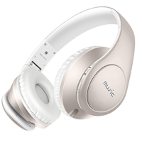 Bluetooth Headphones BT4 0 Stereo Headset Noise Cancelling For Sony Xperia Wireless Headphones For Phones Music