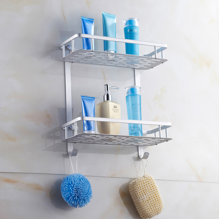 Restroom shelf bracket toilet Taiwan storage rack 2 layer Home ...
