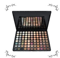 ISMINE 88 Color Makeup Eyeshadow Palette Pigment Eye Shadow Palettes Make Up Professional Cosmetic Kit Set