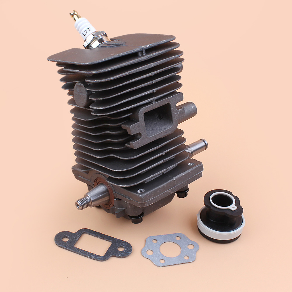 Assembly Cylinder 170 Complete MS Crankshaft For Pan STIHL MS180 MS170 Parts 018 Motor Engine 180 Chainsaw Gasoline