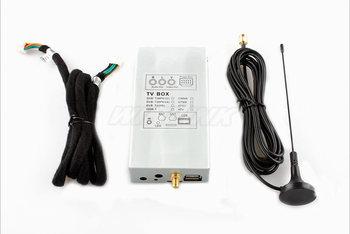 Specjalne DVB-T ISDB cyfrowy TV Box tylko dla ownice C500 + Android 6 0 SAMOCHODOWY ODTWARZACZ DVD rzecz po prostu pasuje do naszej SAMOCHODOWY ODTWARZACZ DVD tanie i dobre opinie 15CM*10CM*3CM ISDB-TV-BOX 12 v SKYSHADOW WHITE