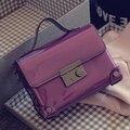 Весна лето новый дизайн конфеты цвет заклепки женщины сумка Европа и Америка моды сумка мешок ручки