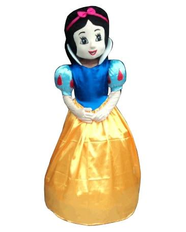 Snow White Snow White Mascot mascot costume adult size Cinderella mascot costume free shipping