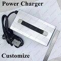Power 60v 15A battery charger 67.2v 15A intelligent smart alloy case 20a car solar charger for 60v 20Ah 10Ah 30Ah pack 96v 82v