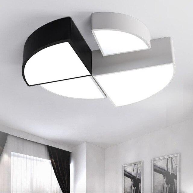Design Led Leuchten Für Wohnzimmer Neues Haus Dekoration Beleuchtung DIY  Kombination Cube Fitting Oberflächenmontage Deckenleuchte