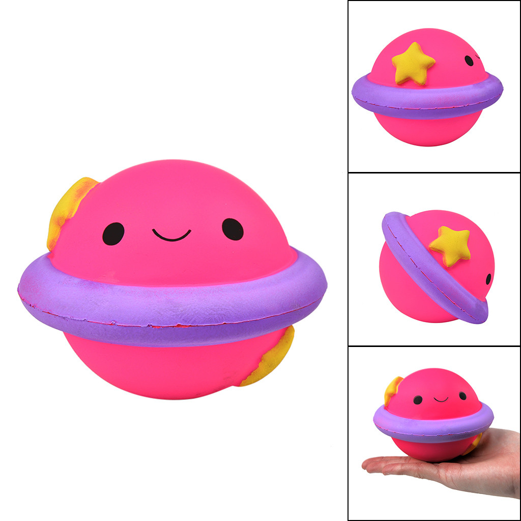 2019 New Toys Funny Space Star Scented Slow Rising ...