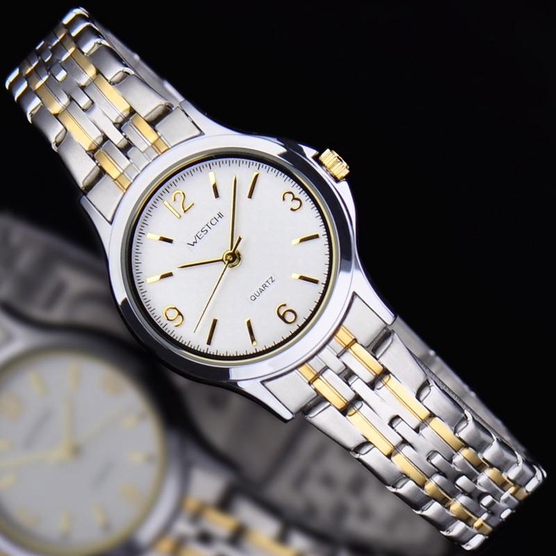 hot sale women watches top brand luxury stainless steel women casual watersproof quartz watch women business