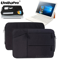 Unidopro Classic Multifunctional Sleeve Briefcase For Huawei MateBook X Signature Edition 13 Laptop Mallette Carrying Bag