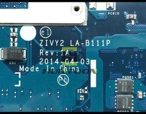 Image 3 - High quality FRU:5B20G57047 FOR Lenovo Ideapad Y50 70 Laptop Motherboard ZIVY2 LA B111P SR1PX I7 4710HQ HM87 860M 2GB Tested