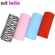 Дизайн ногтей подушка мягкая рука Подушка Отдых Маникюр Уход салонное оборудование выбор цвета# B Artlalic