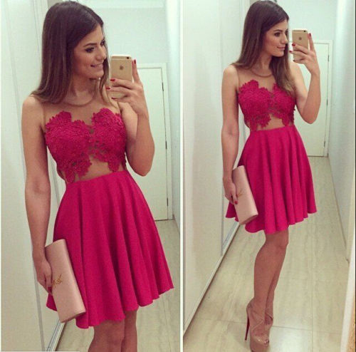 Online Get Cheap High School Homecoming Dresses -Aliexpress.com ...