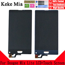 Keke Mia 5.2 For Doogee Mix Lite LCD Display+Touch Screen Digitizer Assembly Replacement Free Tools + Film