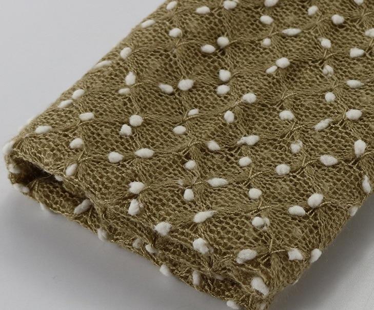 (150*150cm) Knit Bobble Wraps Mini Small Ball Vintage Style Newborn Photography Props Swaddlings Padding Nubble Wraps