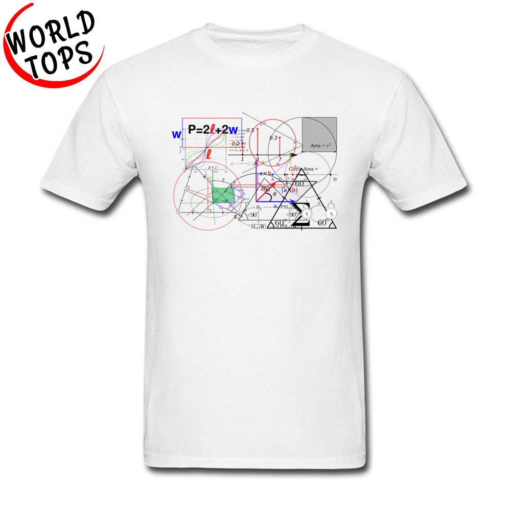 dd5288c09ef Custom Physics Tshirts 2018 Lovers Day Short Sleeve Round Collar Tops Shirt  100% Cotton Fabric