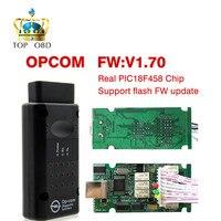 2017 Newest OPCOM V1 70 Firmware A Quality OP COM For Opel Diagnostic Tool OP COM