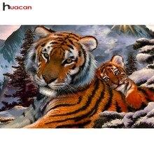 Diamond Mosaic Tiger DIY 5D Diamond Painting Cross Stitch Kits Patterns Rhinestones Handmade Hobby Diamond Embroidery Animal