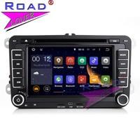 TOPNAVI 4G 32GB Android 8 0 Octa Core Car DVD Player For VW Universal Sagitar Jatta