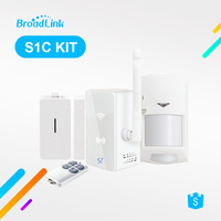 Broadlink S1 S1C Kit Home Automation System Security Alarm Detector SmartOne Door Sensor Remote Control By IOS Android